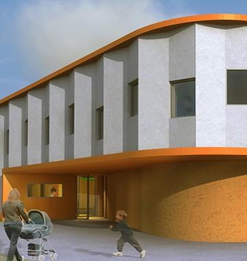 Centre médico-social à Wittenheim