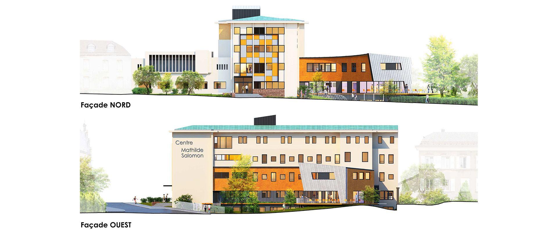 Construction centre de soin