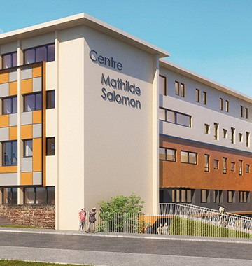 Centre Salomon à Phalsbourg