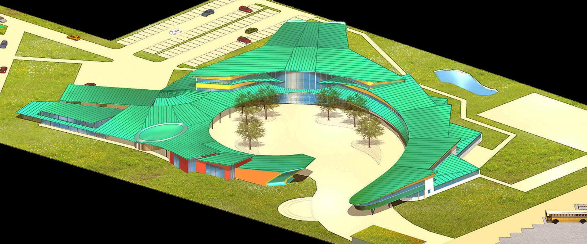 Architecte construction collège