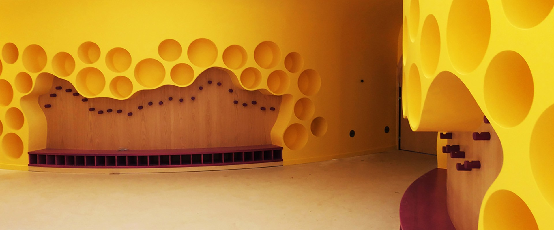 Architecte conception creche