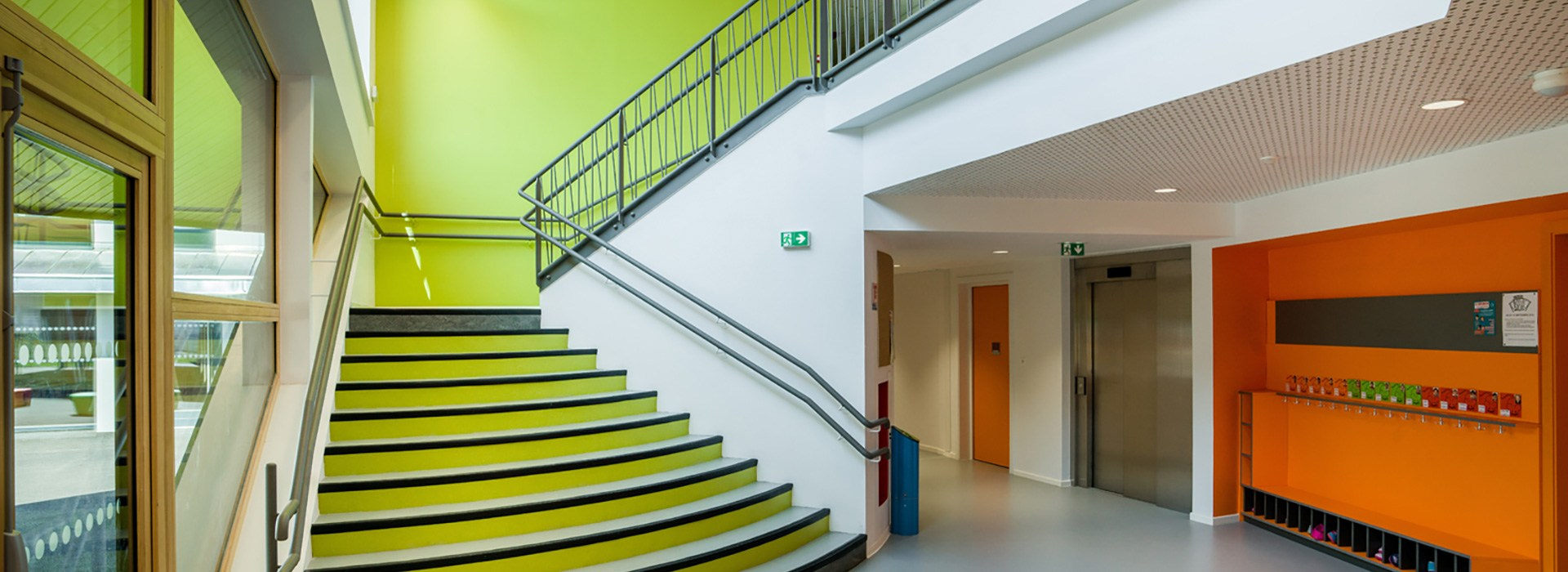 Projet architecte école maternelle