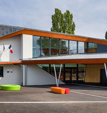 École maternelle Illkirch Lixenbuhl