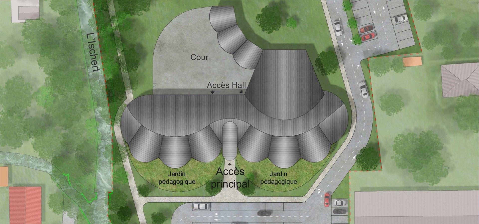 Architecte école