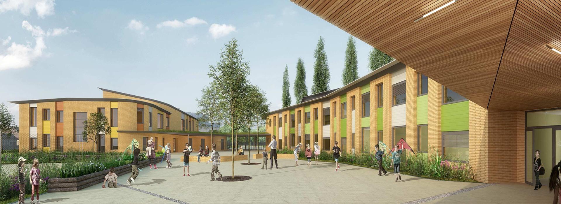 Architecte école collectivité