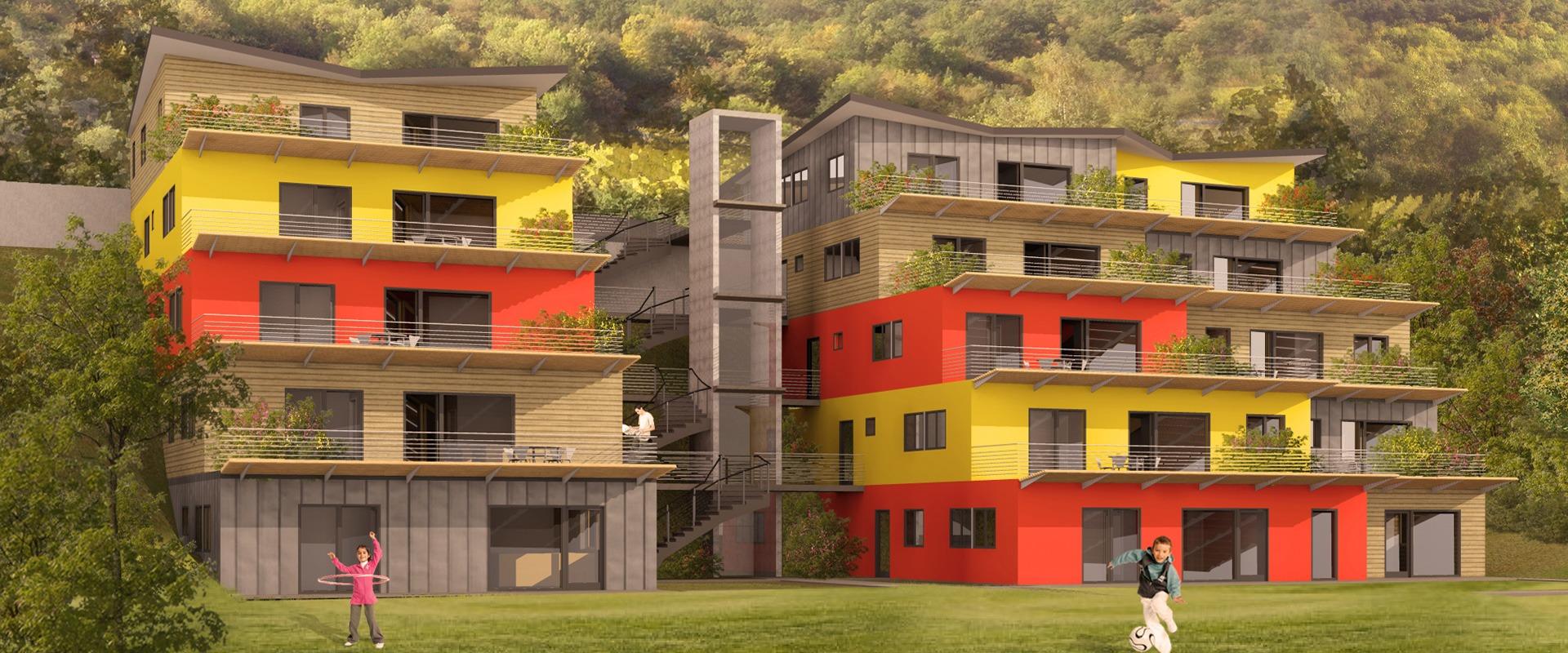 Architecte ecoquartier