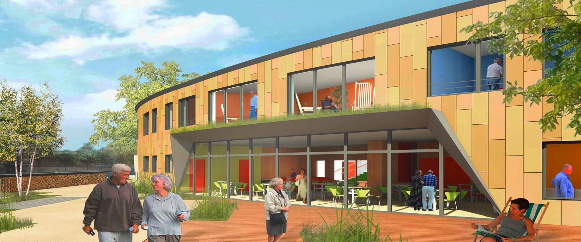 Conception maison de santé