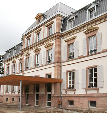 ITEP château La Forge