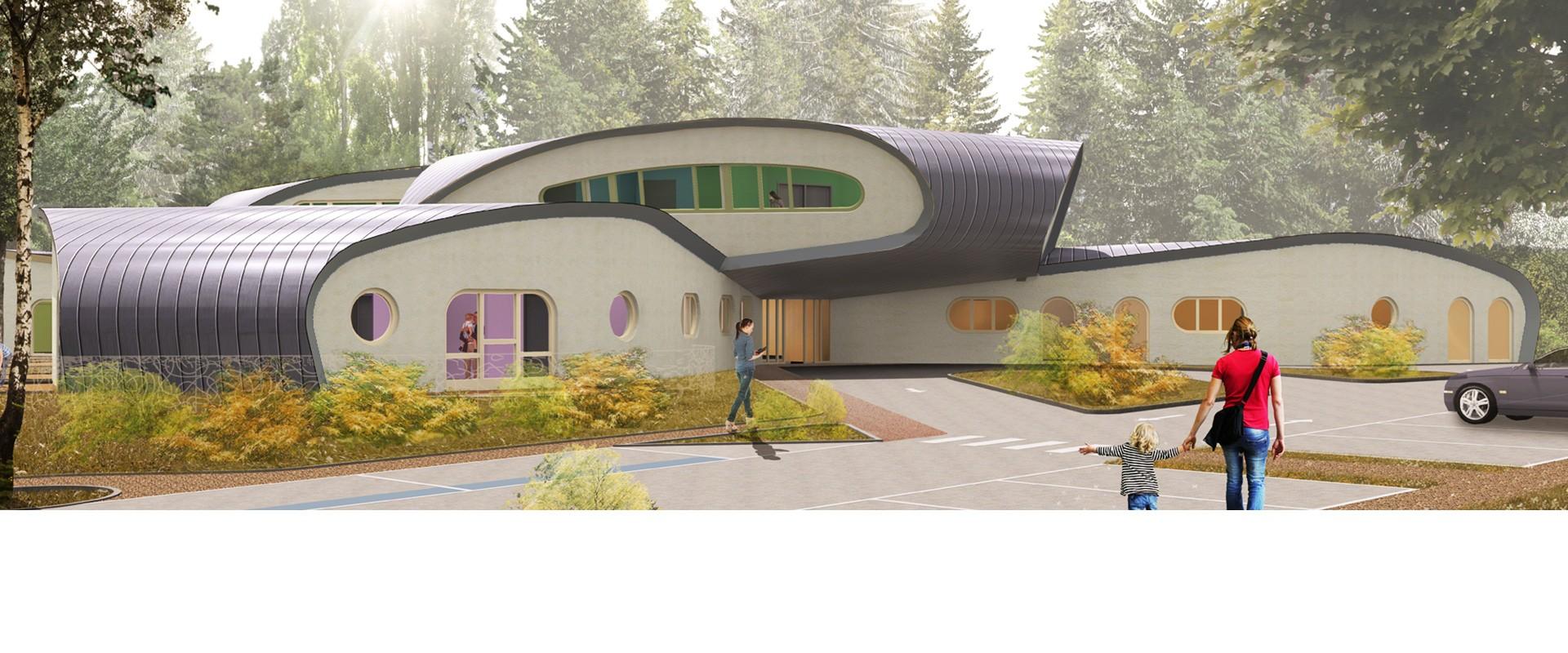 Construction institut médico social