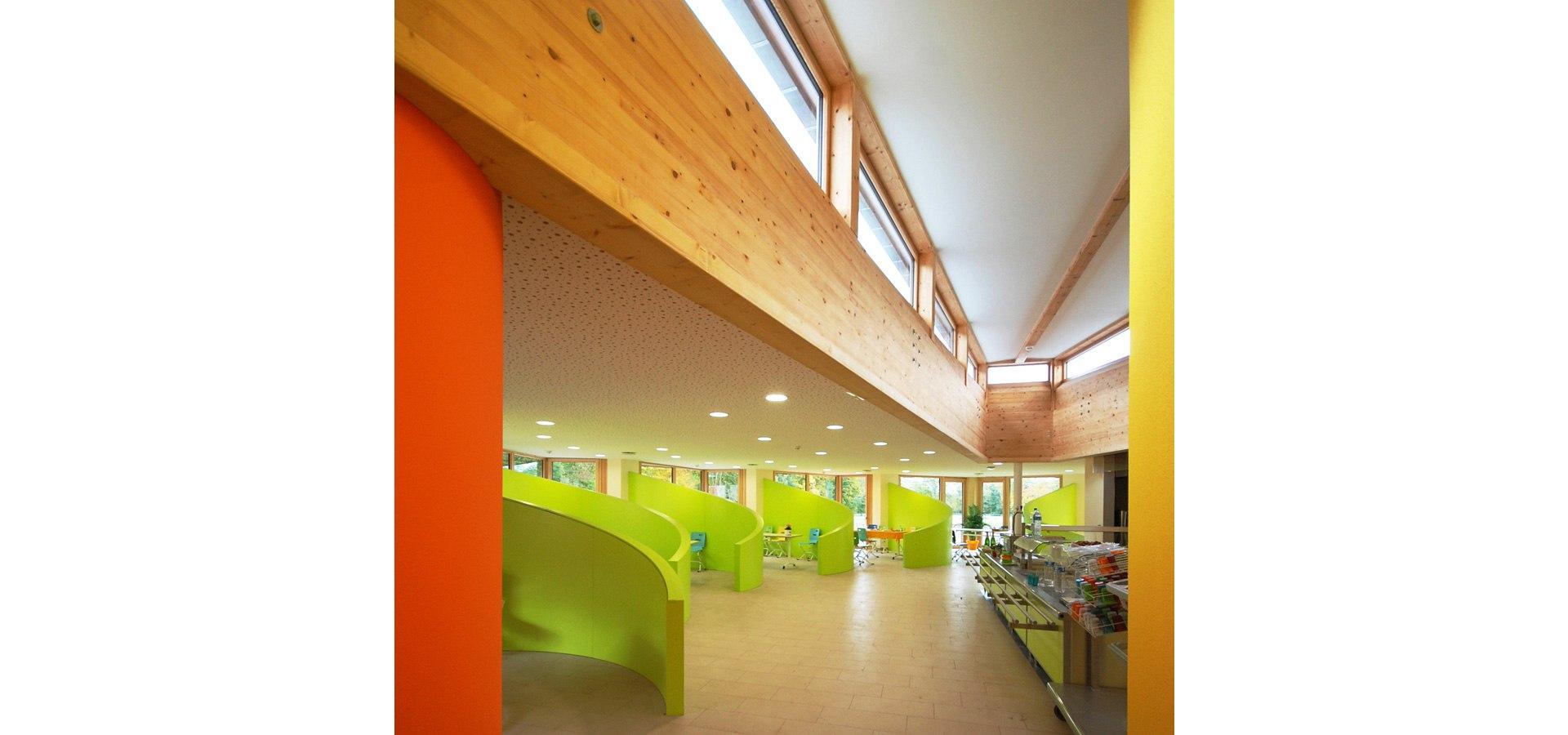 Architecte internat médico social