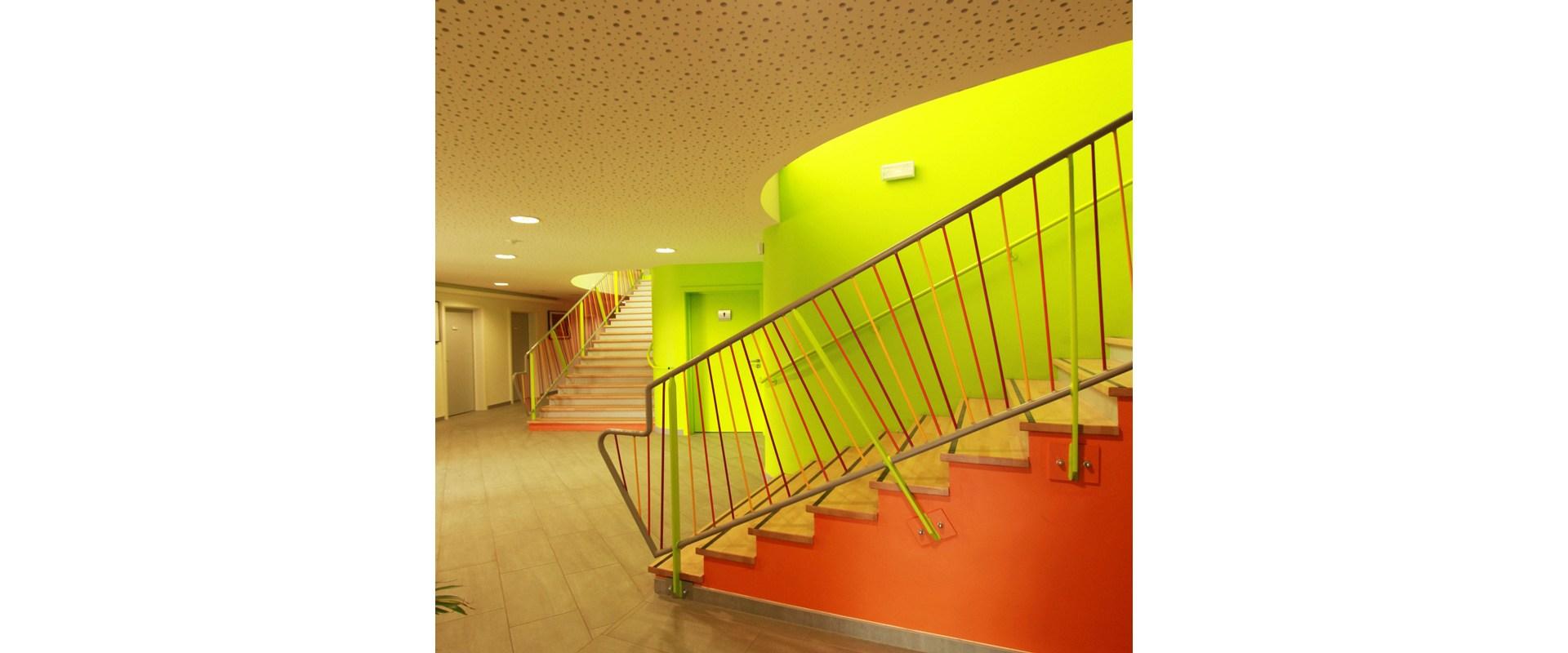 Construction centre médico social