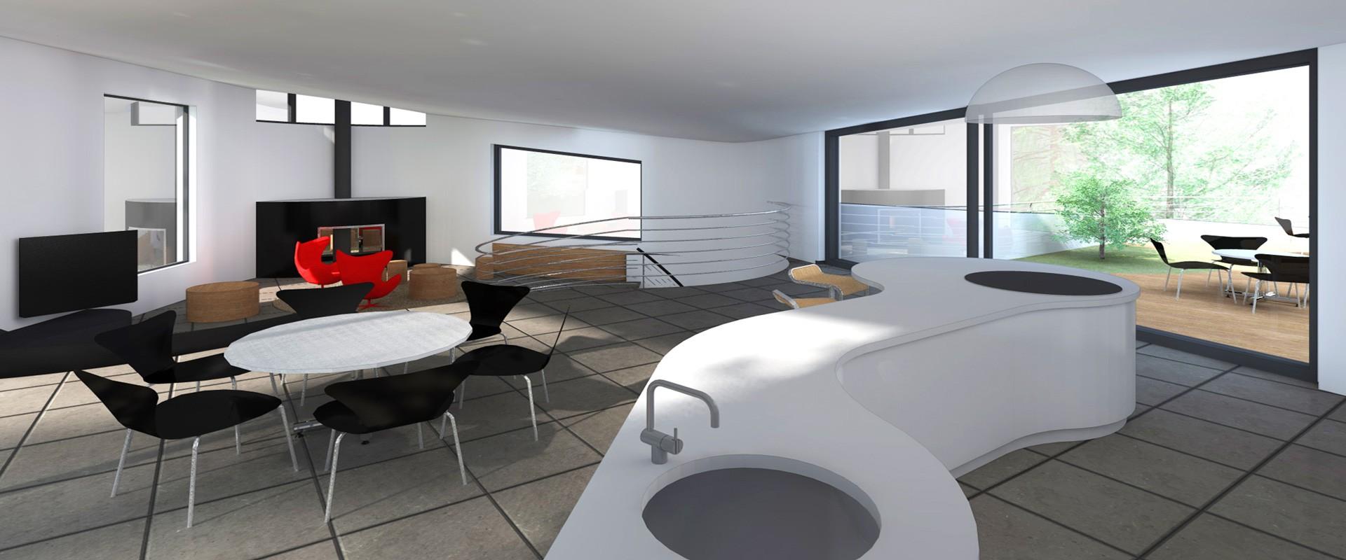 Architecte projet maison individuelle