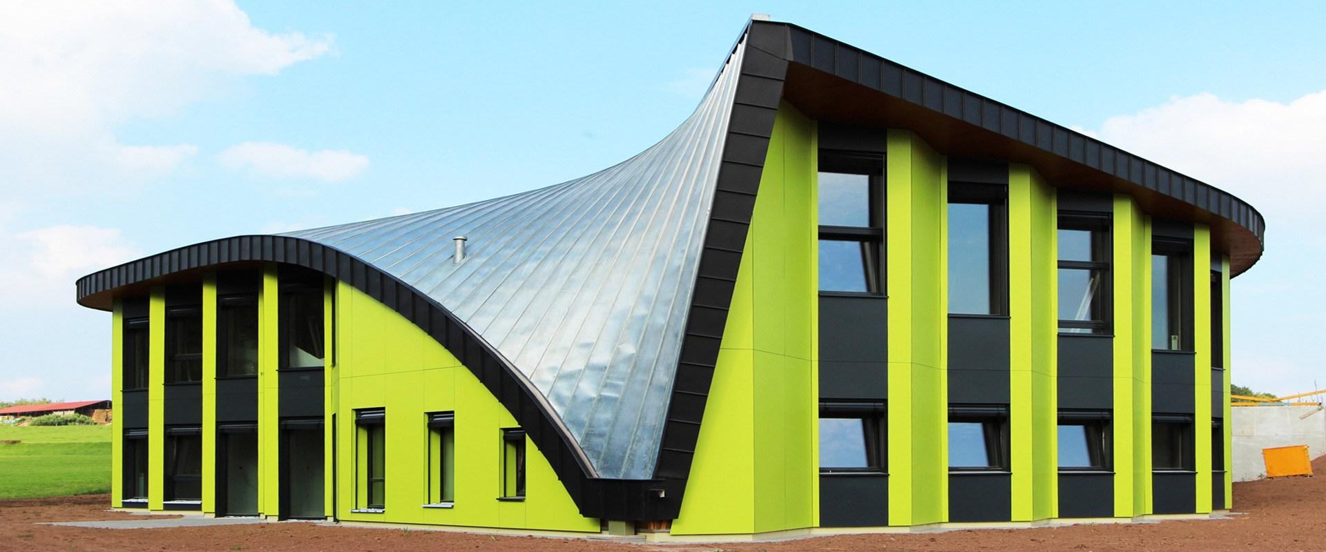Architecte maison de santé