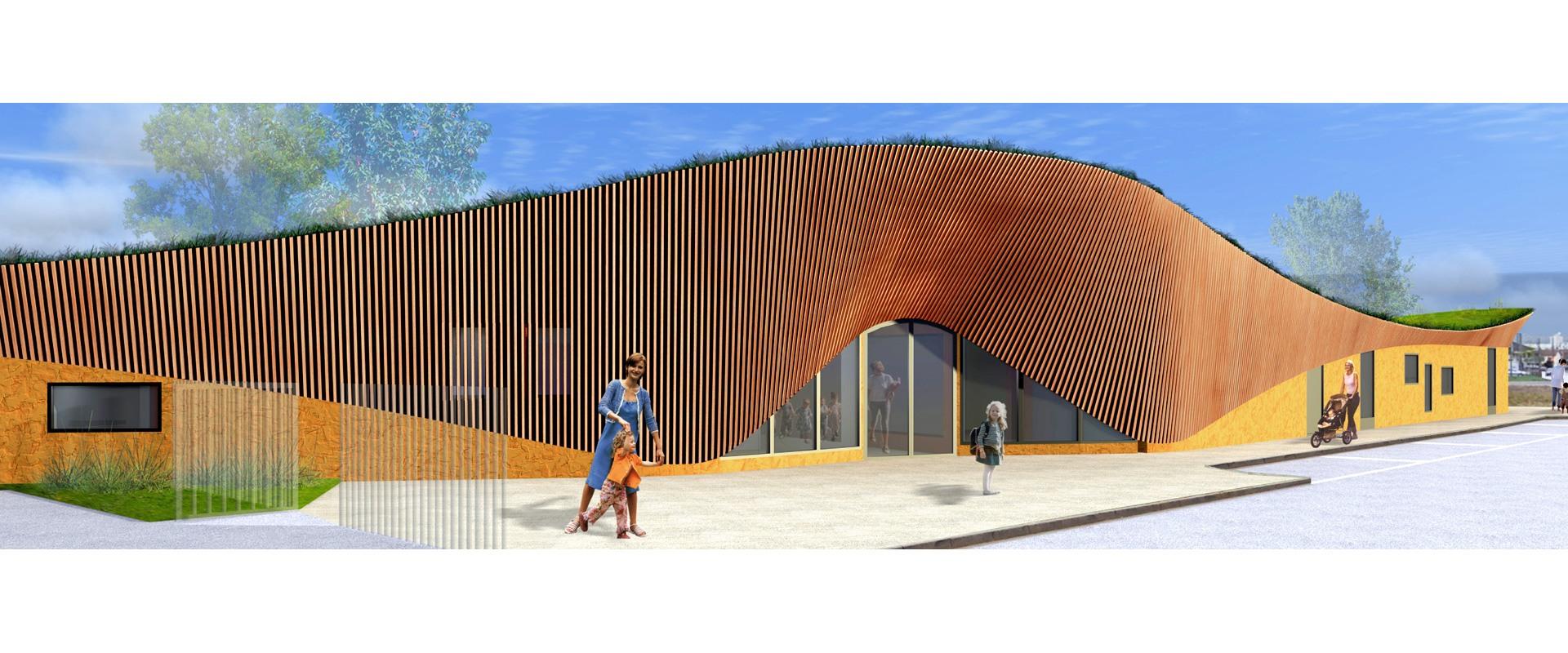 Architecte conception creche