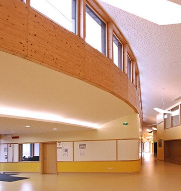 Ecole à Burnhaupt