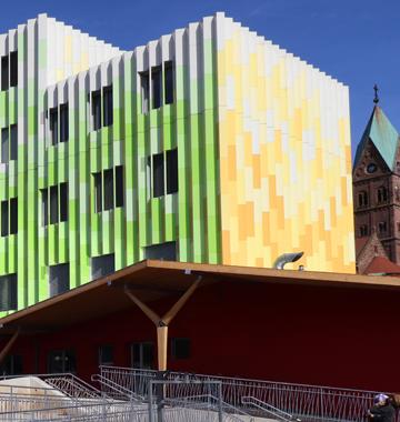 Ecole & gymnase de Lutterbach